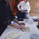 2º Turma da oficina Bonelli Sushi Mirim
